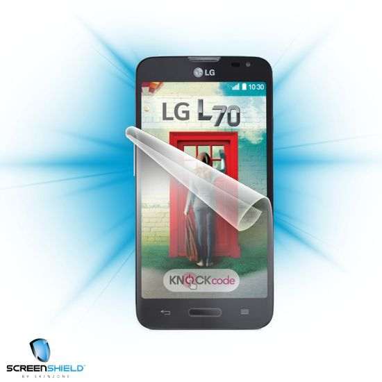 Fólie Screenshield LG D320N L70 - displej