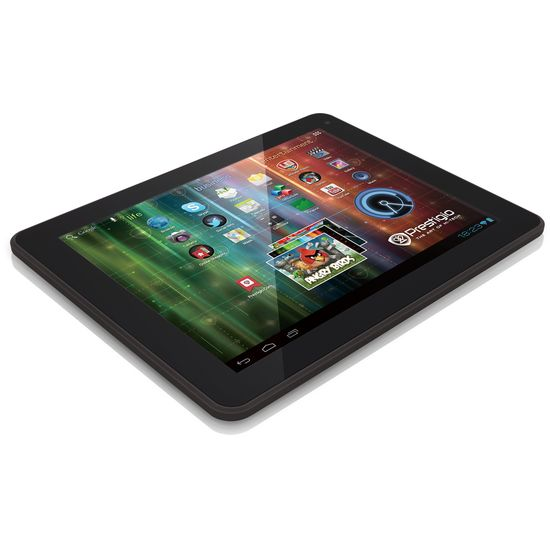 "Prestigio Multipad PMP5597D Android 4.1, 1,6GHz dual core, 9.7"" IPS displej 1024x768, 16GB, černá"