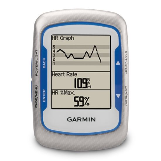 Garmin Edge 500 Bundle (HR+čidlo GCS) + Topo Czech CD