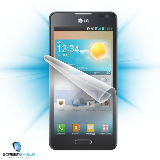 Fólie Screenshield LG D505 Optimus F6 - displej