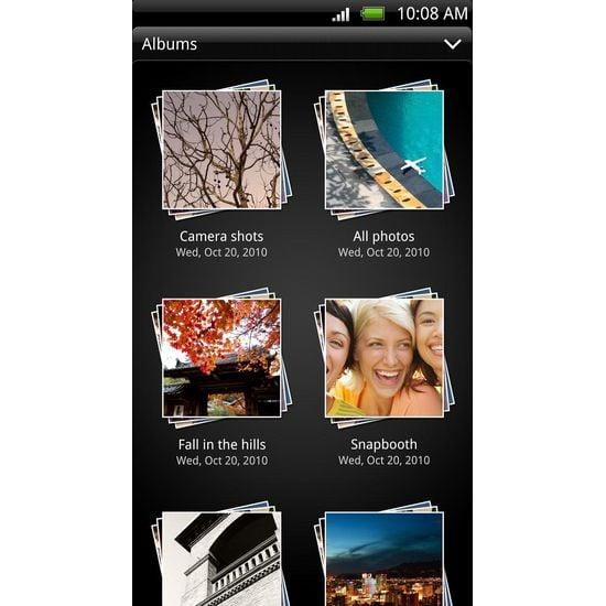 HTC EVO 3D + záložní zdroj a nabíječka Belkin Battery Pack 2000mAh (vč. microUSB kabelu) - F8M159cw