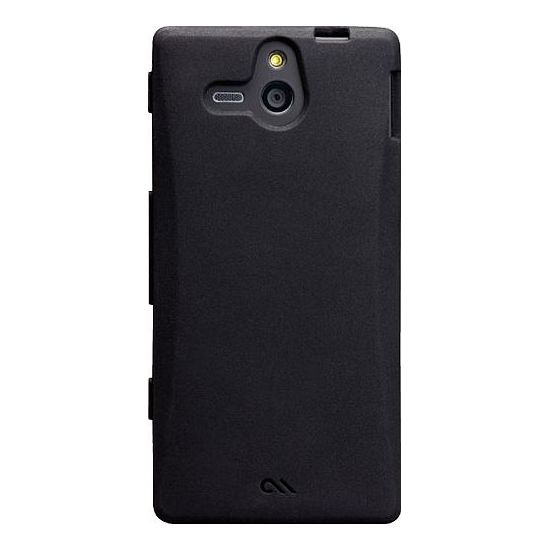 Case Mate Emerge Smooth case pro Sony Xperia U Black