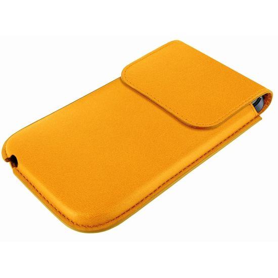 Piel Frama pouzdro pro iPhone 5 Unipur, Yellow