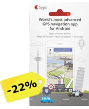 Sygic GPS Navigation - Sygic Europe & America & Southeast Asia & Africa