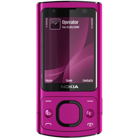 Nokia 6700 slide Pink (2GB)