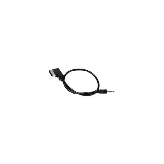 AMI MMI to 3.5mm jack Audio AUX MP3 Adapter propojovací kabel