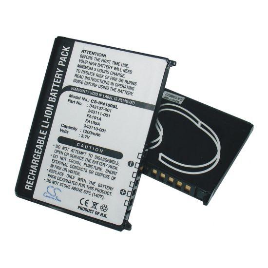 Baterie pro HP iPaq 914, Li-ion 3,7V 1940mAh