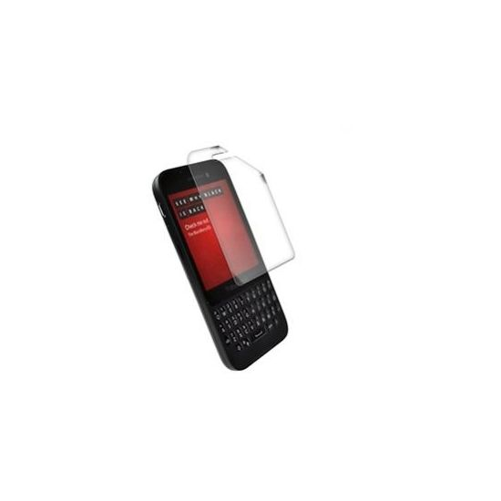 invisibleSHIELD HD pro BlackBerry Q5 - display
