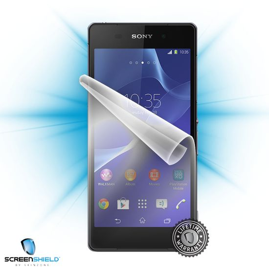 Fólie ScreenShield Sony Xperia Z2 - displej
