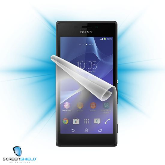 Fólie ScreenShield Sony Xperia M2 - displej