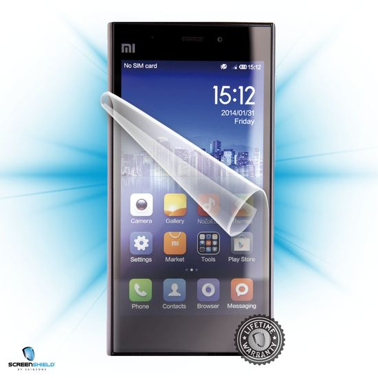 Fólie ScreenShield Xiaomi Mi3 - displej