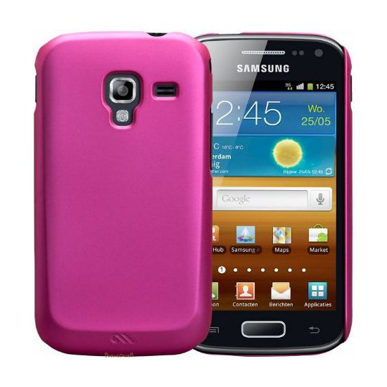 Case Mate Barely There case Pink pro Samsung Galaxy Ace 2 i8160