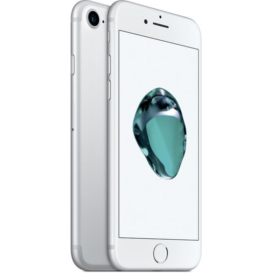 Apple iPhone 7 256GB, stříbrný
