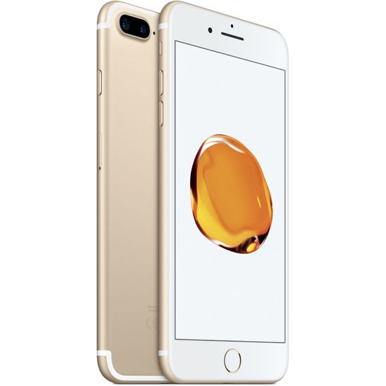 Apple iPhone 7 Plus 128GB, zlatý