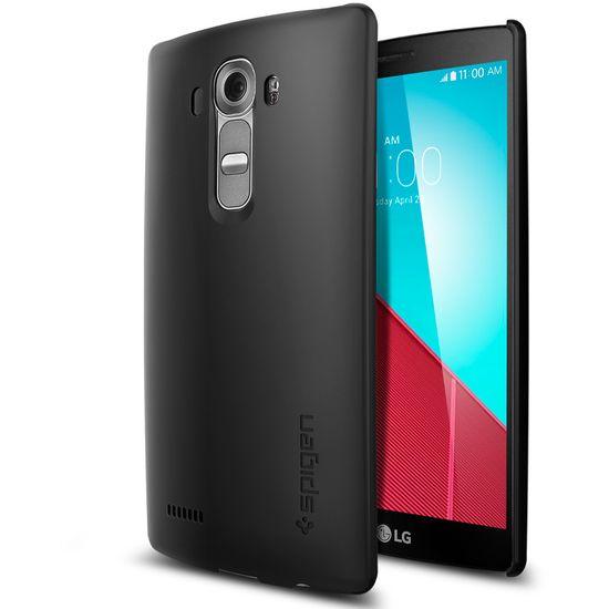 Spigen pouzdro Thin Fit pro LG G4, černý