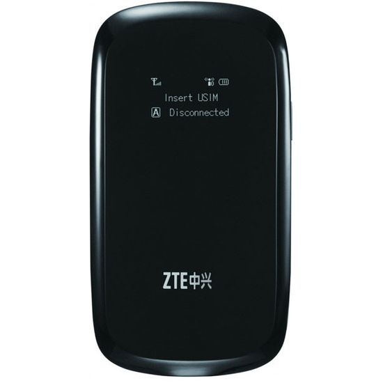 ZTE MF60 Router 3G HSPA+ 21 Mbps