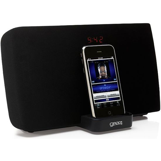 Gear4 stereo reproduktory HouseParty Smart pro iPod a iPhone
