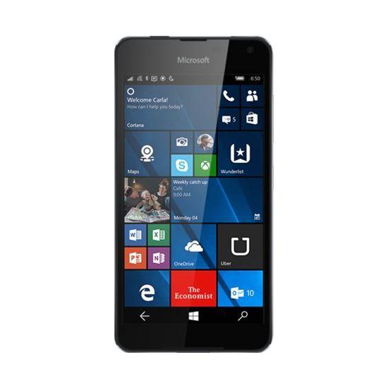 Microsoft Lumia 650 černá