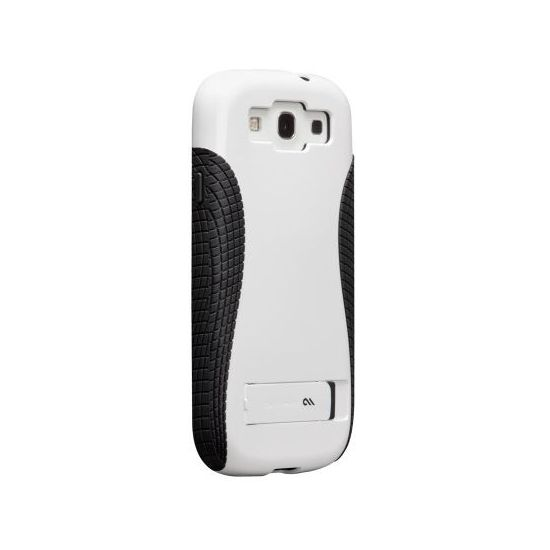 Case Mate Pop protection case  pro Samsung Galaxy S III i9300 white/black
