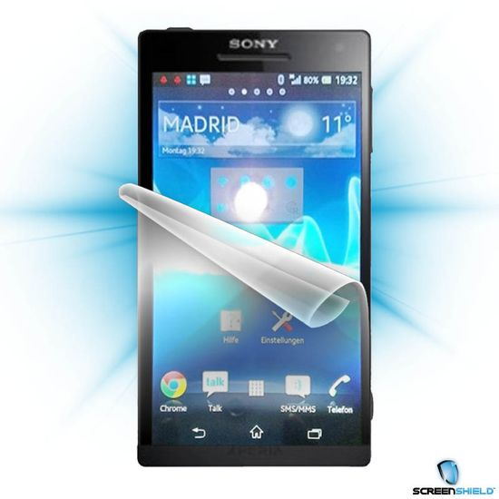 Fólie ScreenShield SONY Xperia Z - displej