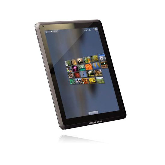 "Archos Arnova 9 G2, tablet Android 2.3, 9,7"" display IPS 1024x768, Wi-Fi, HDMI, 8GB, tmavě-šedá"