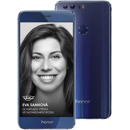 Honor 8 32GB modrý