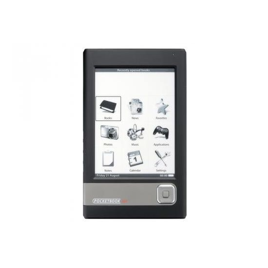 "PocketBook 301+ standard, 6"" E-ink displej"