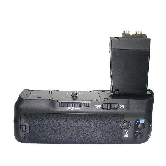 Grip bateriový se spouští pro CanonEOS 550D, ekv originálu BG-E8