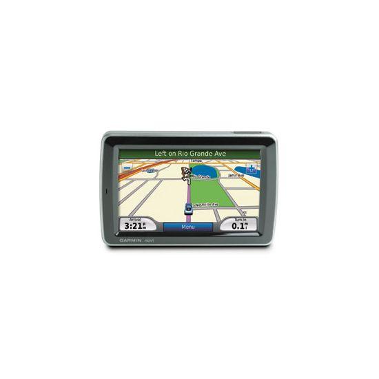 Garmin nüvi 5000 - 40 států EU/13,2 cm LCD/RDS-TMC/FM vysílač/MP3/JPEG