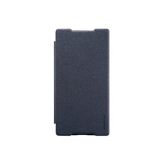 Nillkin flipové pouzdro Sparkle Folio pro Sony Xperia Z5 Compact, černá