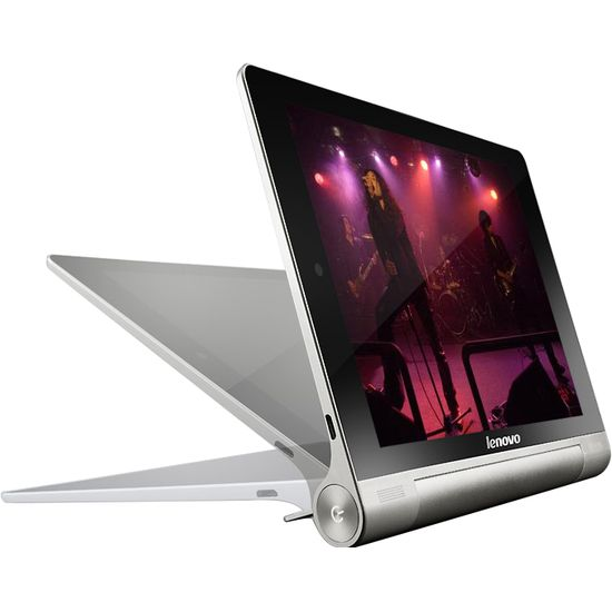 Lenovo Yoga 8, Wi-Fi, stříbrný