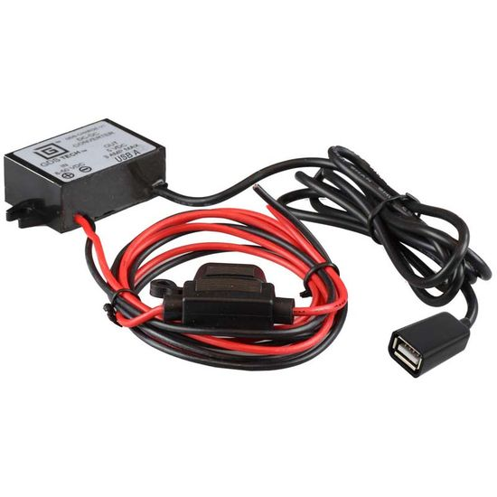 RAM Mounts GDS 12 VDC IN - 5 VDC USB A SOCK CHARGER