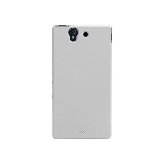 Case Mate Barely There Cases for Sony Xperia Z White