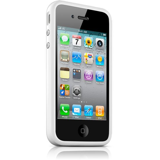 Apple iPhone 4 Bumper - White