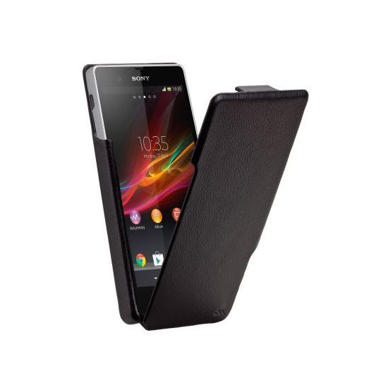 Case Mate Signature Flip Case pro SONY Xperia Z Black