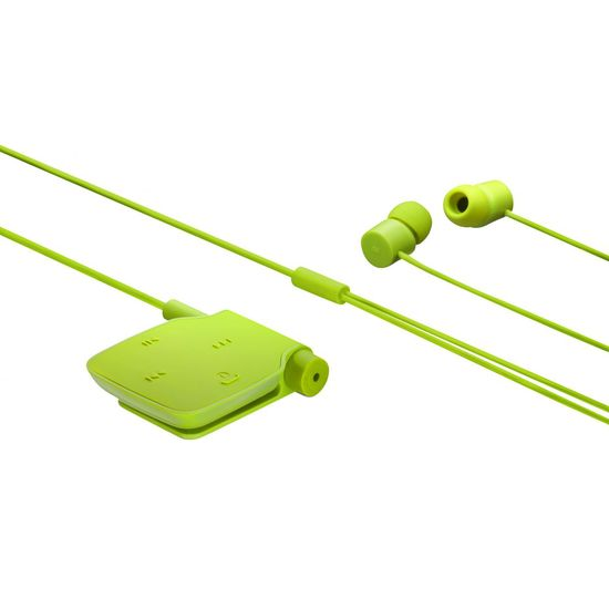 Nokia BH-111 Bluetooth Stereo Headset, Green