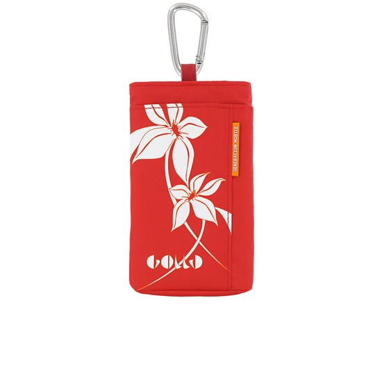 Golla mobile bag hawaii g871 red 2010