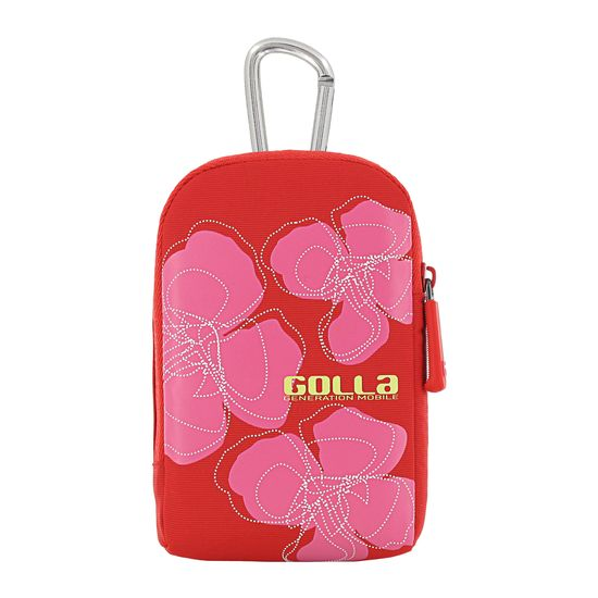 Golla digi bag isle g765 red 2010