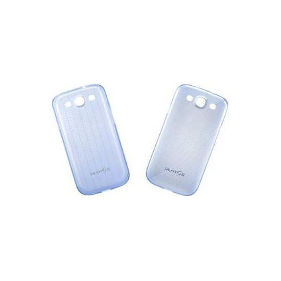 Samsung Ultra Slim Cover EFC-1G6SBE pro Galaxy S III (i9300), Pubble Blue