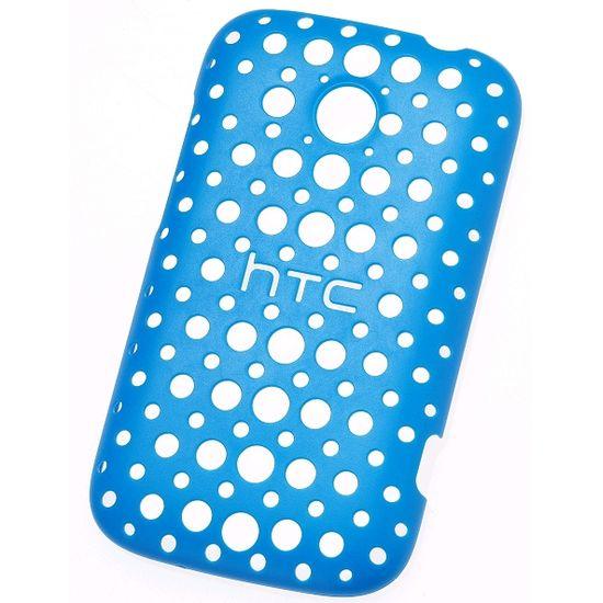 HTC pouzdro Hard Shell HC-780-B pro HTC Desire C, modré