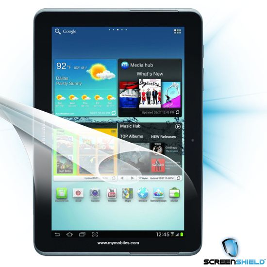 Fólie ScreenShield Samsung Galaxy TAB 3 10.1 - displej