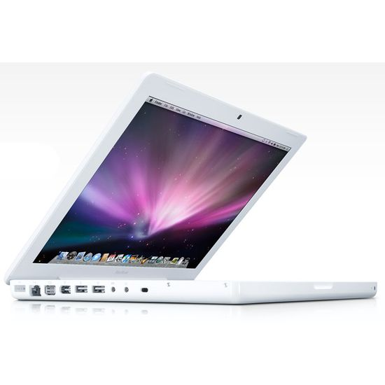 "MacBook 13"" White 2.0GHz/2GB/120GB/GeForce9400M/CZ"