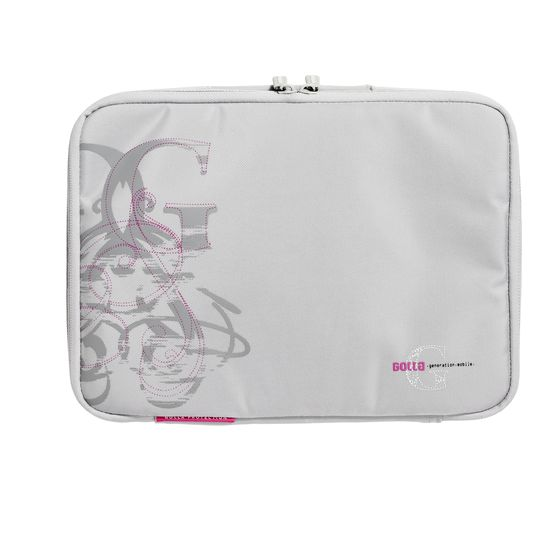 "Golla laptop sleeve 10,2"" curl g850 l. gray 2010"