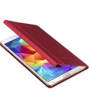Samsung polohovací pouzdro EF-BT700BR pro Galaxy Tab S 8.4, červená