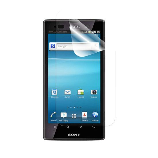 InvisibleSHIELD Sony Xperia Ion (displej)
