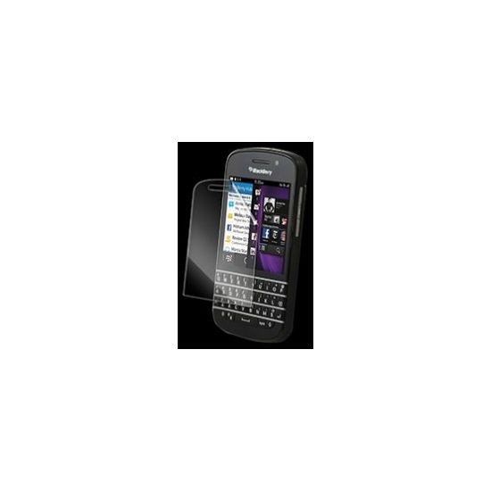 invisibleSHIELD pro BlackBerry Q10 - display