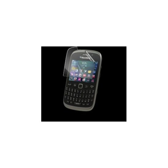 invisibleSHIELD pro BlackBerry Curve 9320 - display