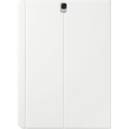Samsung pouzdro Book Cover EF-BT820PW pro Galaxy Tab S3 9.7, bílé