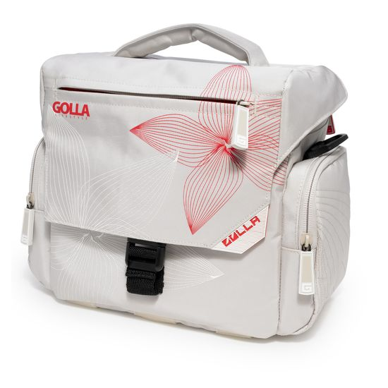Golla cam bag l smile g780 light gray 2010