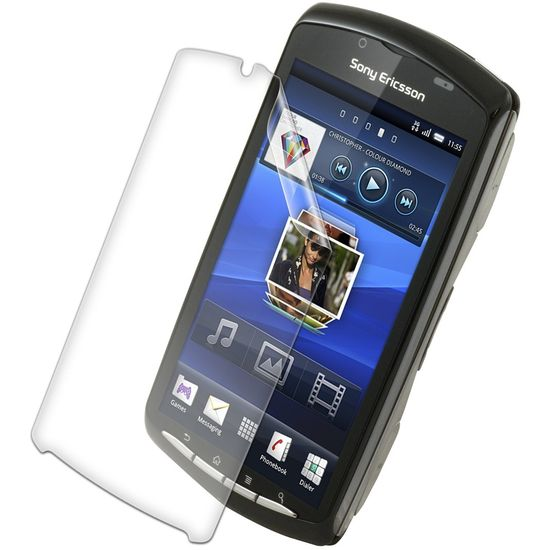 InvisibleSHIELD Sony Eric. Xperia Play (displej)